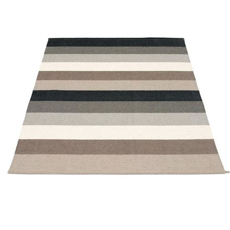 Outdoor Plastic Rug Molly Plastic Rug 100x70cm Pappelina Outdoor Rugs Outdoor Ambientedirect