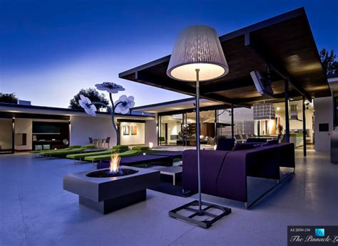Modern Homes by Hopen Place Residence In Los Angeles California Is A