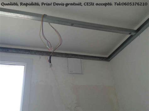 Renovation Plafond by R 233 Novation Cuisine Pose Faux Plafond