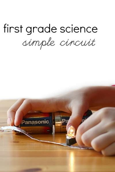 Super Duper Simple Circuit Science Project Lay Groundwork
