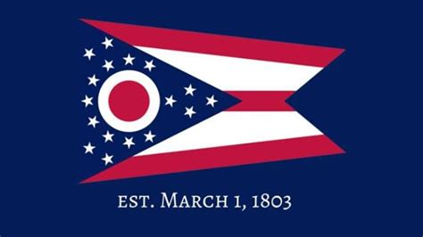 Ohio The 17th State by Concerned Vets Oh On Quot 213 Years Ago Ohio Became