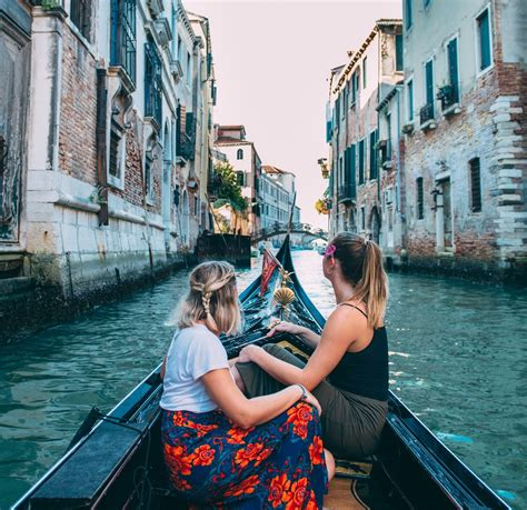 best place to get a gondola in venice 22 best places to visit in italy for an epic summer trip