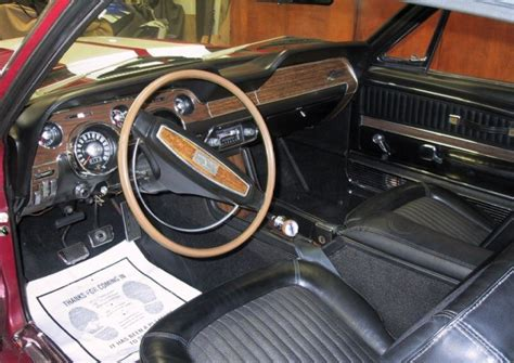 1968 Mustang Deluxe Interior by Apple 1968 Ford Mustang Shelby Gt 350 Fastback Mustangattitude Photo Detail