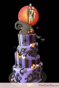 Nightmare before christmas wedding cake 187 halloween cakes