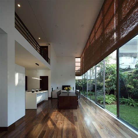 Architecture Home Design Sri Lanka Layered Family Home In Colombo Sri Lanka By Kwa