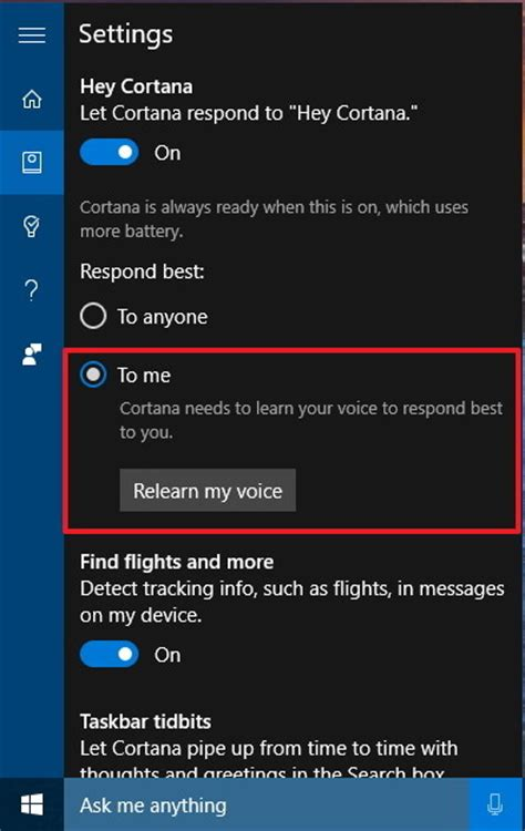 windows 10 speech tutorial 10 tips and tricks to make you a cortana pro on windows 10