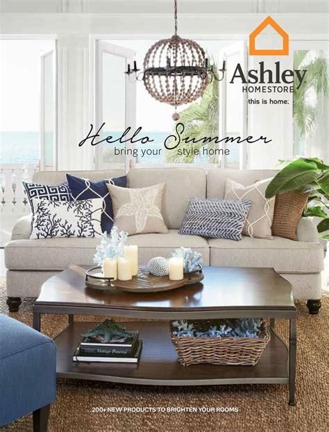 ashley homestore  catalog furniture unique styled