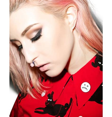 Robot Pin From Lazy Oaf by Lazy Oaf So Pin Badge Dolls Kill