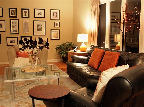 welcome fall with theses fall interior decorating ideas