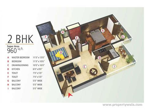 2 bhk small home design renowned park lotus surajpur greater noida apartment