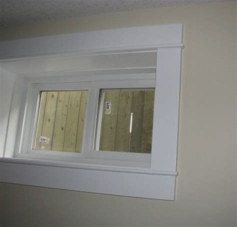 trim a window interior interior window trim ideas studio design gallery