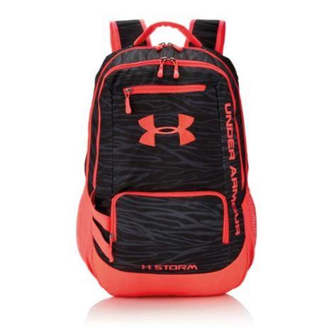 under armoir backpack under armour hustle backpack