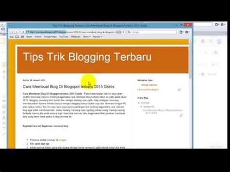 cara membuat vps gratis terbaru priakurus com tutorial cara membuat blog gratis terbaru 2015 youtube