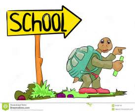 go to video turtle go to school stock photography image 23422132