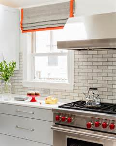 orange and white kitchen ideas white kitchen with orange accents design ideas