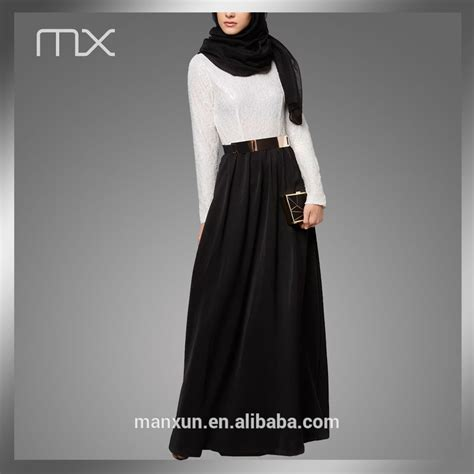 Dress Naam Arab by Moderne Mode Abaya Arabische Moslim Lange Jurk