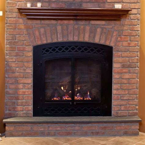Front Vent Electric Fireplace by Outdoor Front Venting Gas Fireplaces Fireplaces