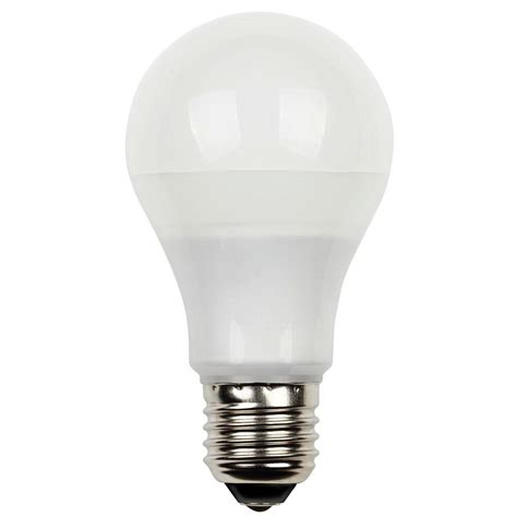 Led Light Bulb Home Depot Westinghouse 40w Equivalent Soft White A19 Omni Dimmable Led Light Bulb 0342500 The Home Depot
