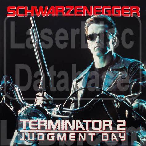 Laser Disc Terminator 2 laserdisc database terminator 2 judgment day ld68952 2