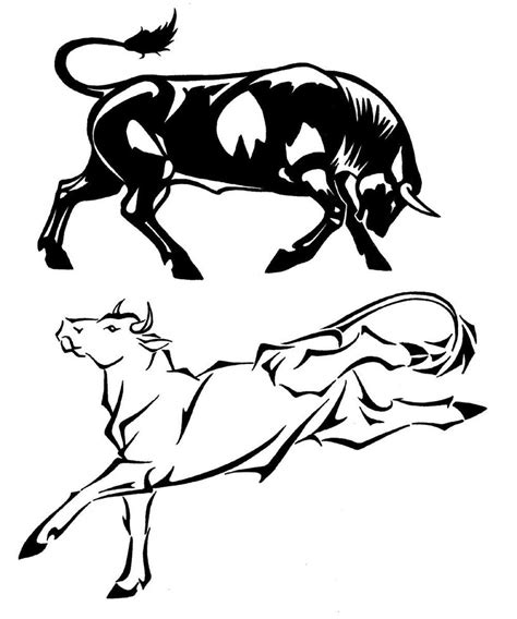 chinese ox tattoo designs bull ox taurus designs by milo wildcat always thought