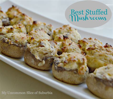 best recipe the best stuffed mushrooms recipe dishmaps