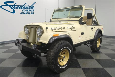 jeep cj golden eagle 1978 jeep cj golden eagle ebay