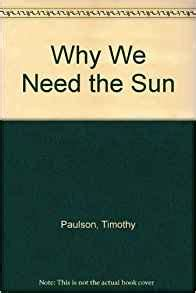 we are one the sun books why we need the sun books