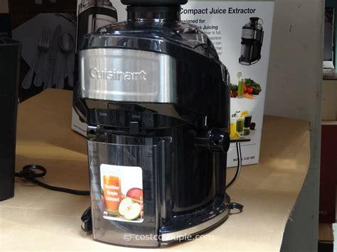 Juicer Extractor cuisinart compact juice extractor