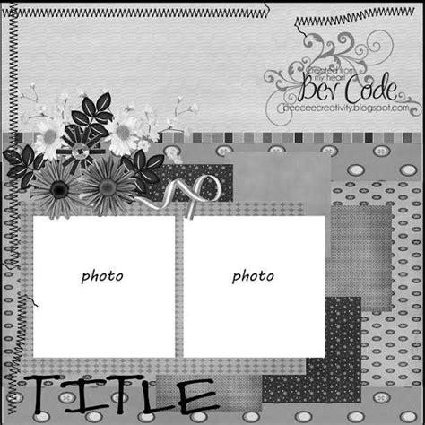 scrapbook layout sketches pinterest layout sketch single lo 1 2 photos scrapbook sketches