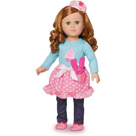 my doll my as 18 quot baker doll walmart