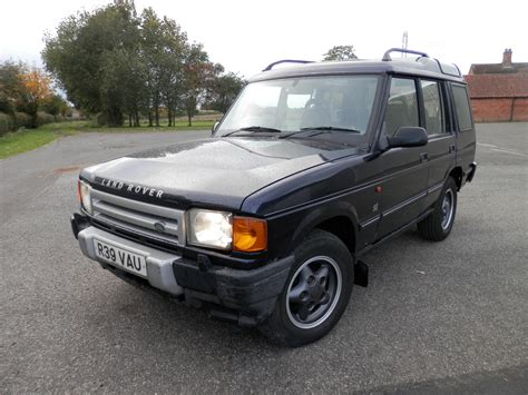 1998 r reg land rover discovery 2 5 tdi 7 seater se model