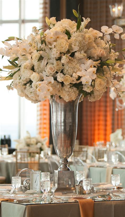 Classic Luxury Houston Wedding By Occasio Productions Classic Wedding Centerpieces