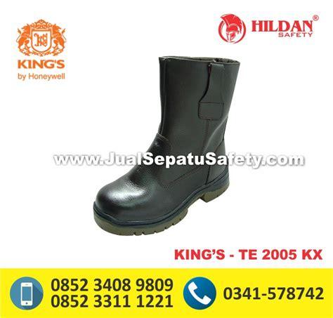 Sepatu Safety Tinggi te 2005 kx jual sepatu safety boot king s k2 dengan sol