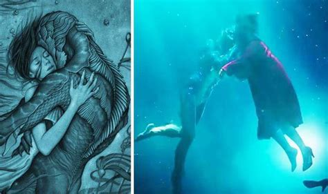 Shape Of Water shape of water reviews guillermo toro fairytale