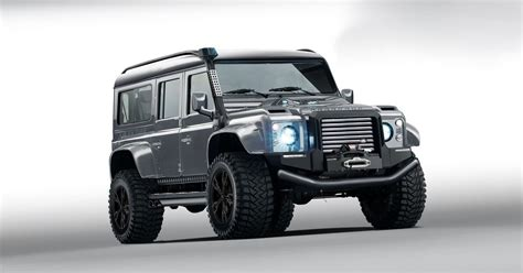 ranger defender brothers of company b books limited run of luxury land rover defenders will use