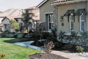 the front yard landscape ideas for your home front yard