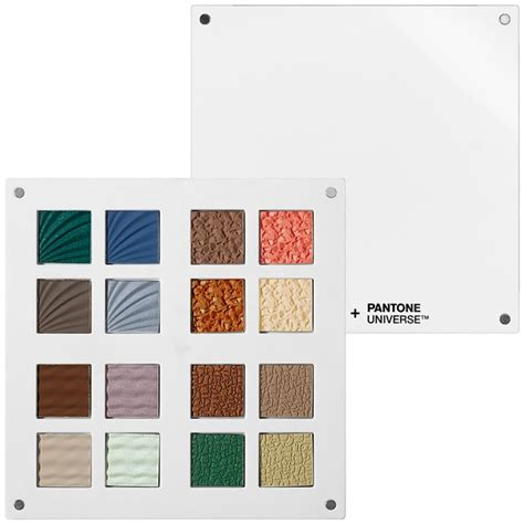Airline Approved At Sephora by Sephora Pantone Elemental Energy Eye Shadow Palette For