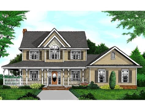 bloombety country large farmhouse plans large farmhouse plan 044h 0011 find unique house plans home plans and