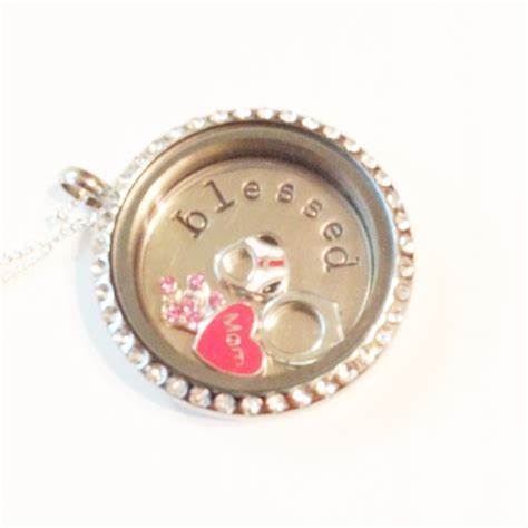 Origami Owl Locket - my origami owl locket what says you jennylou