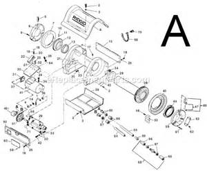 ridgid 1224 parts list and diagram ereplacementparts