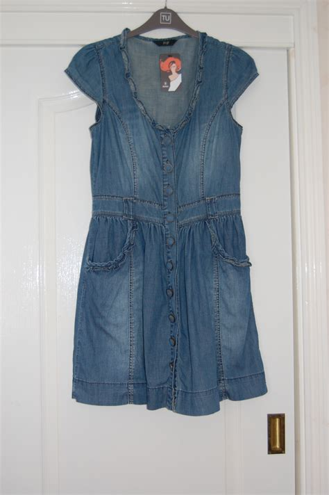 upcycled fashion diy diy upcycled denim dress ethical fashion and clothing
