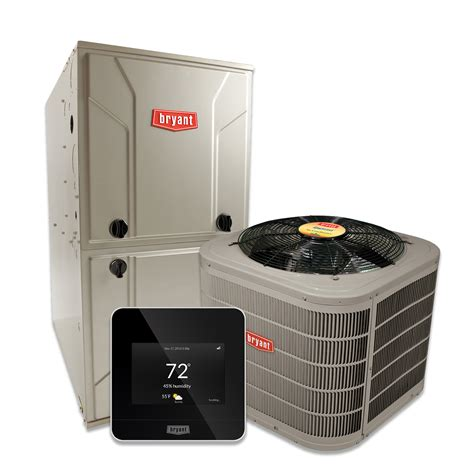 complete comfort heating and cooling bryant 90 extra efficient heating cooling systems