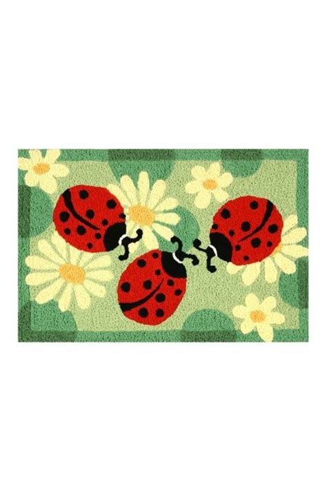 jelly bean rugs and pillows jelly bean rugs ladybug floor mat from tennessee by sherry s interiors gifts shoptiques