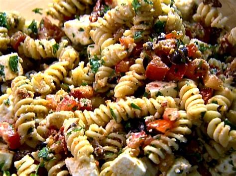 barefoot contessa pasta recipes tomato feta pasta salad recipe