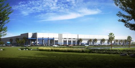 Berkeley County Property Records 19 Billion Industrial Property Charleston Trade Center Breaks Ground In Berkeley