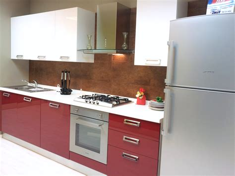 Cucina Con Frigo Americano by Cucina Record Cucine Smart Scontato 57 Cucine A