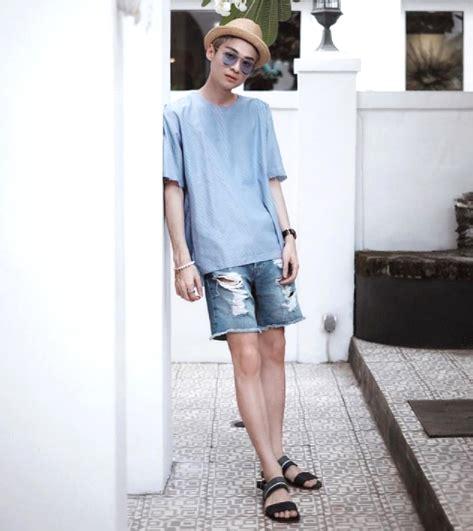Celana Cewek Overall Kodok Ripped Skiny 6 gaya liburan kece dengan dijamin anti mati gaya jadiberita