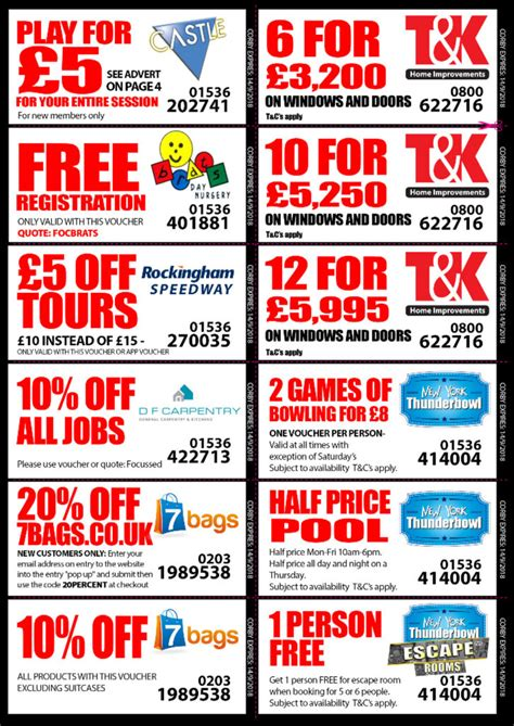 brats nursery corby focussed on corby coupons focussed marketing services