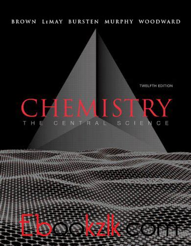 Chemistry The Central Science 12th Edition Ebook Free