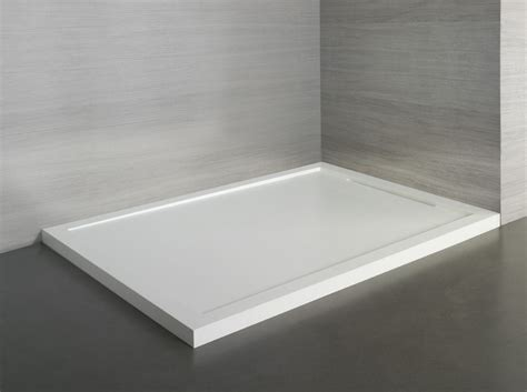 piatti doccia flow il nuovo piatto doccia in corian 174 realizzabile su